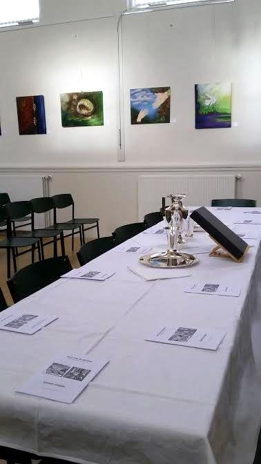 Witte donderdag 2017 - gedekte tafel
